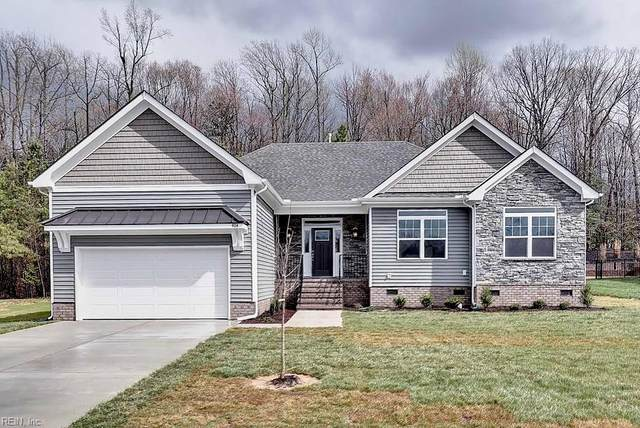 MM The Rose - Marks Pond Way, York County, VA 23188 (#10322098) :: Austin James Realty LLC