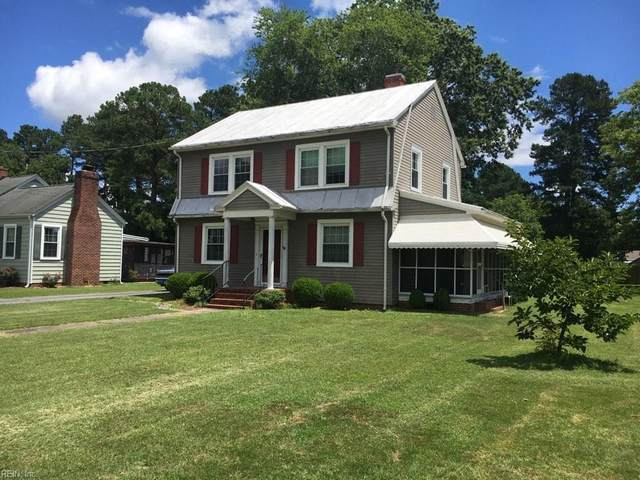 31 N Court St, Isle of Wight County, VA 23487 (#10322151) :: AMW Real Estate