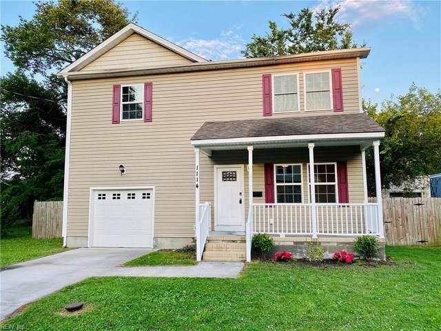 1114 Alden Pl, Norfolk, VA 23523 (#10322382) :: AMW Real Estate