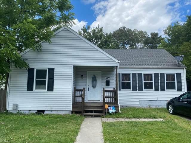 1107 Portlock Rd, Chesapeake, VA 23324 (#10322716) :: AMW Real Estate