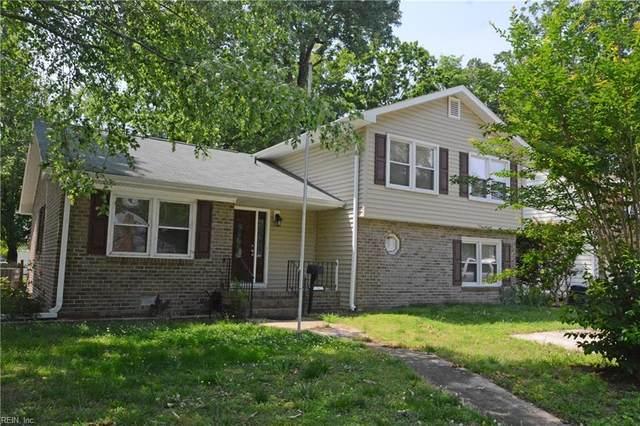 107 Schooner Dr, Hampton, VA 23669 (#10322849) :: Community Partner Group