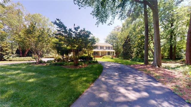 40A Browns Neck Rd, Poquoson, VA 23662 (#10324335) :: Berkshire Hathaway HomeServices Towne Realty