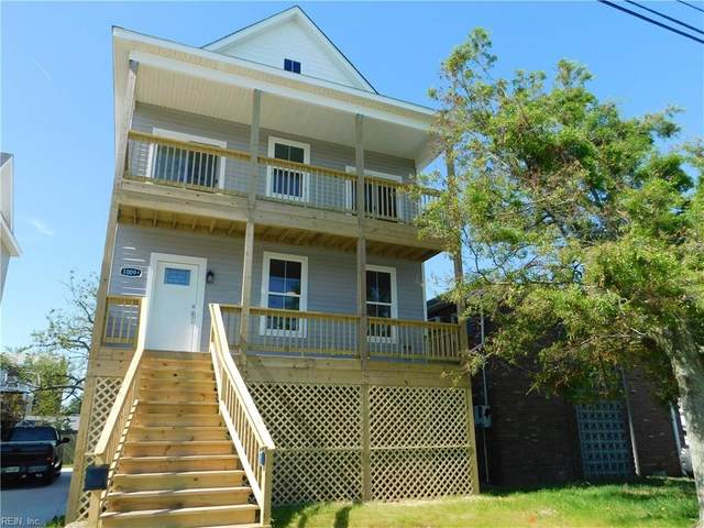 1009 W Ocean View Ave B, Norfolk, VA 23503 (#10324424) :: The Kris Weaver Real Estate Team