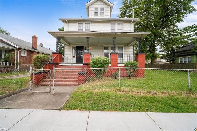 117 Bellamy Ave, Norfolk, VA 23523 (#10325350) :: Momentum Real Estate