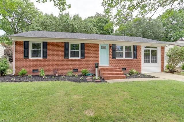 303 Agusta Dr, Newport News, VA 23601 (#10325425) :: Berkshire Hathaway HomeServices Towne Realty