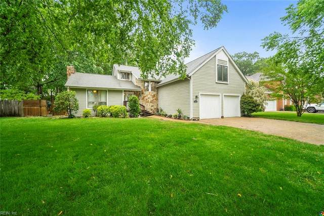 1233 Heathcliff Dr, Virginia Beach, VA 23464 (#10325462) :: The Kris Weaver Real Estate Team