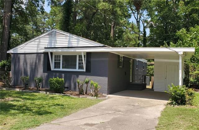 3532 Evangeline St, Norfolk, VA 23502 (#10326382) :: AMW Real Estate