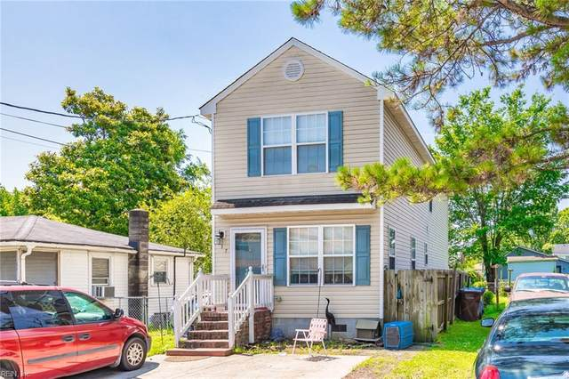 117 Alice St, Chesapeake, VA 23323 (#10326610) :: Abbitt Realty Co.