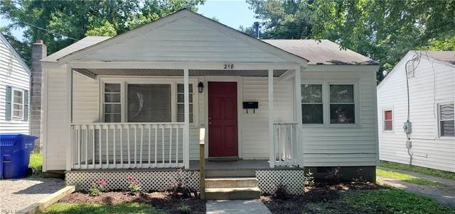 218 S Lloyd St, Suffolk, VA 23434 (#10326942) :: The Kris Weaver Real Estate Team