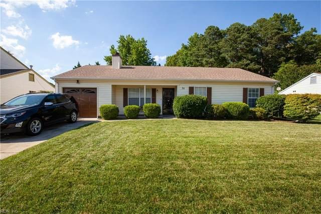 31 Peterborough Dr, Hampton, VA 23666 (#10327292) :: The Kris Weaver Real Estate Team