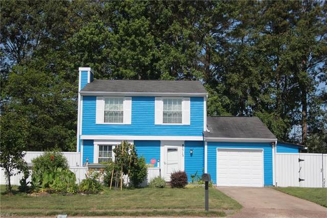 1513 Peabody Dr, Hampton, VA 23666 (#10327616) :: Berkshire Hathaway HomeServices Towne Realty