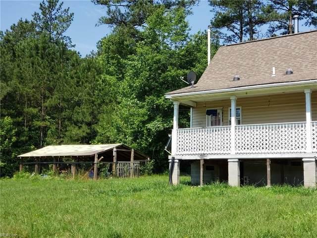 3374 Hollybush Rd, Surry County, VA 23839 (#10327697) :: Abbitt Realty Co.