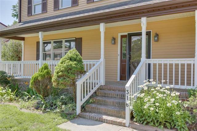 316 Riverside Dr, Hampton, VA 23669 (#10327761) :: Atlantic Sotheby's International Realty