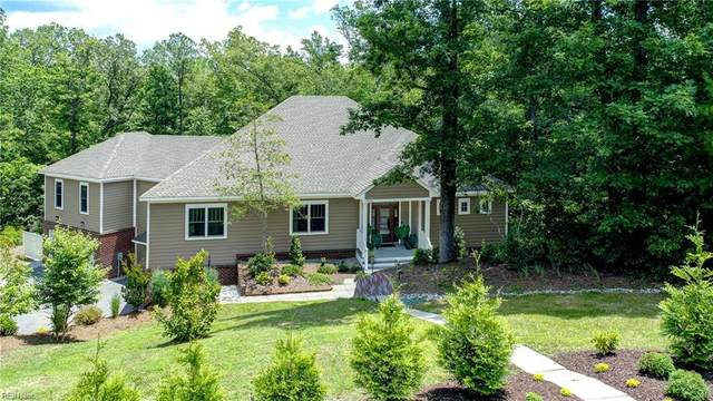 9932 Walnut Crk, James City County, VA 23185 (#10328400) :: Atkinson Realty