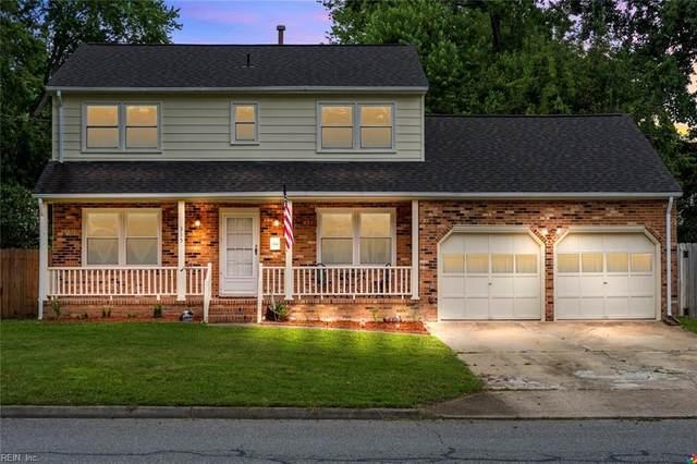 315 Eastwood Dr, Newport News, VA 23602 (#10328410) :: Abbitt Realty Co.