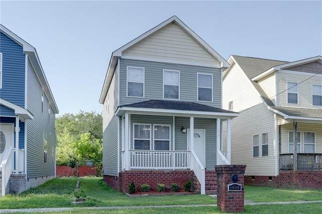 1919 County St, Portsmouth, VA 23704 (#10328933) :: Tom Milan Team