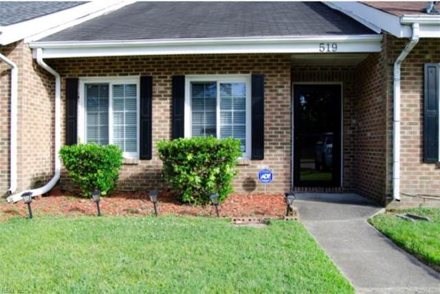 519 Lanier Cres, Portsmouth, VA 23707 (#10329426) :: Berkshire Hathaway HomeServices Towne Realty