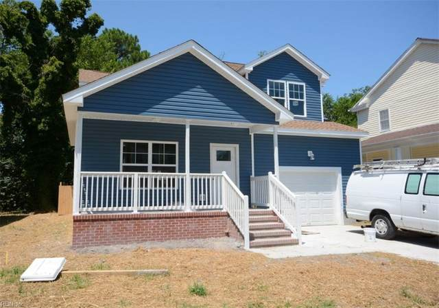 1412 Richmond Ave, Portsmouth, VA 23704 (#10329467) :: Berkshire Hathaway HomeServices Towne Realty