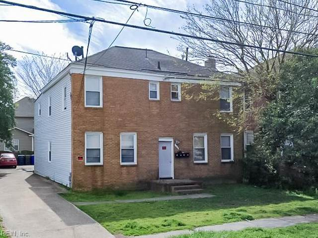 143 W Balview Ave, Norfolk, VA 23503 (#10329538) :: Atkinson Realty