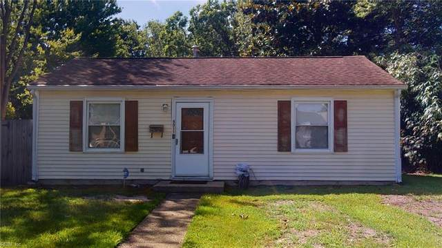 5011 82nd St, Hampton, VA 23605 (#10329612) :: AMW Real Estate