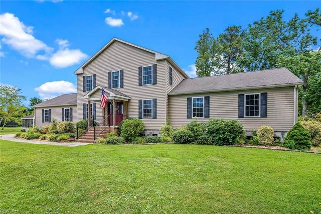 92 Forrest Rd, Poquoson, VA 23662 (#10329958) :: Berkshire Hathaway HomeServices Towne Realty