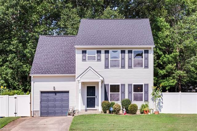 304 Old Hollow Rd, York County, VA 23185 (#10330778) :: AMW Real Estate