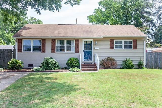 702 Athens Ave, Hampton, VA 23669 (#10331307) :: Abbitt Realty Co.