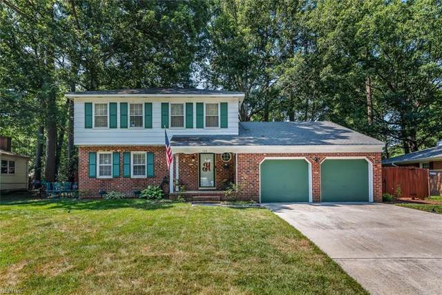 720 Jouett Dr, Newport News, VA 23608 (#10331458) :: Berkshire Hathaway HomeServices Towne Realty