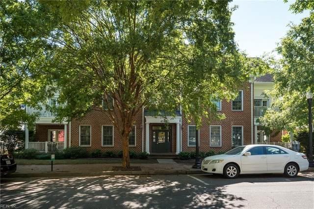 425 E Freemason St 1A, Norfolk, VA 23510 (#10331501) :: Atkinson Realty