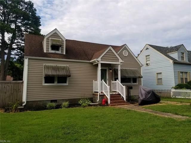 2741 Greenwood Dr, Portsmouth, VA 23702 (#10331511) :: Atlantic Sotheby's International Realty