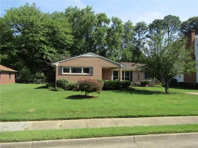 112 Bramston Dr, Hampton, VA 23666 (#10331576) :: Abbitt Realty Co.