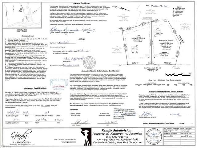 3+AC Good Hope Rd, New Kent County, VA 23089 (#10332066) :: Rocket Real Estate
