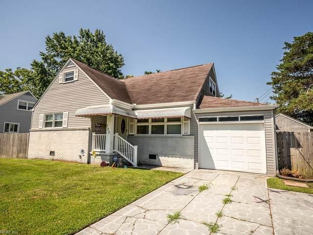 725 Holladay Ln, Virginia Beach, VA 23455 (#10332108) :: The Kris Weaver Real Estate Team