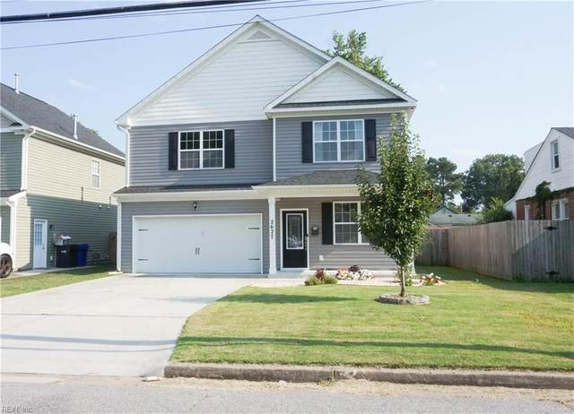 2627 Greenwood Dr, Portsmouth, VA 23702 (#10332325) :: Atlantic Sotheby's International Realty