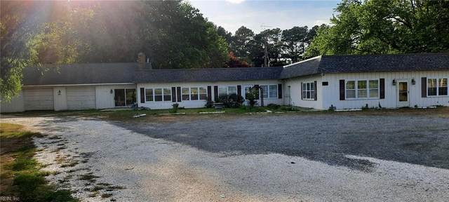 34446 Lankford Hwy, Accomack County, VA 23420 (#10332364) :: Tom Milan Team