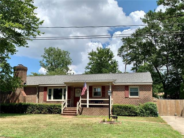 409 Guynn Ave, Chesapeake, VA 23323 (#10332429) :: Rocket Real Estate