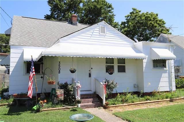 3508 Commonwealth Ave, Portsmouth, VA 23707 (#10332488) :: Rocket Real Estate