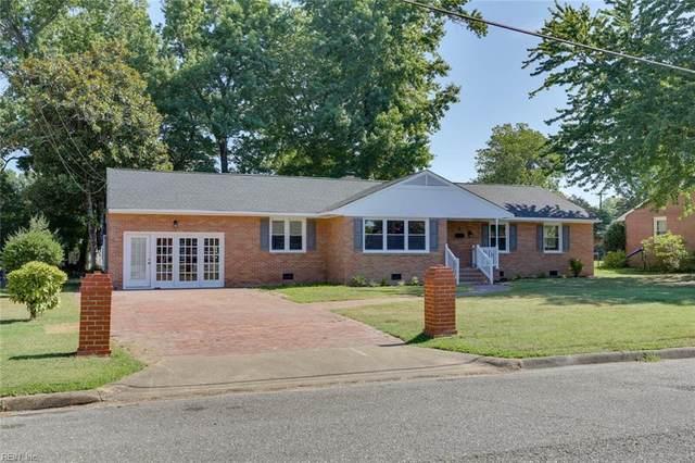 7 Malbon Ave, Newport News, VA 23601 (#10332494) :: Berkshire Hathaway HomeServices Towne Realty