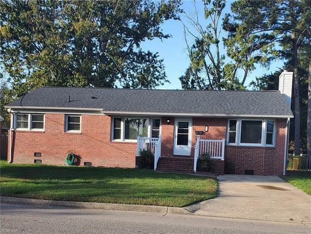 3 Woodburn Dr, Hampton, VA 23664 (#10332852) :: Upscale Avenues Realty Group