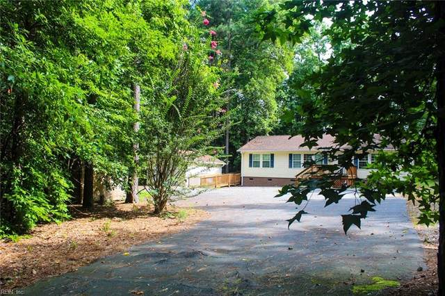 10172 Ivor Rd, Southampton County, VA 23866 (#10332900) :: Encompass Real Estate Solutions