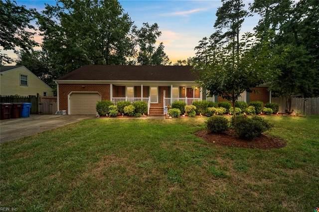 902 Chalbourne Dr, Chesapeake, VA 23322 (#10332960) :: Rocket Real Estate