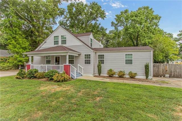 5150 Kennebeck Ave, Norfolk, VA 23513 (#10333187) :: RE/MAX Central Realty
