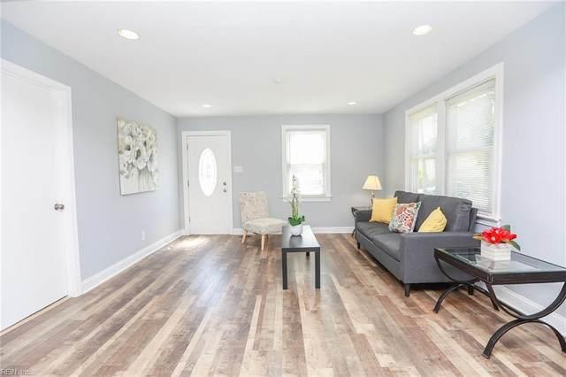 11 Primrose Ave, Hampton, VA 23663 (MLS #10333609) :: AtCoastal Realty