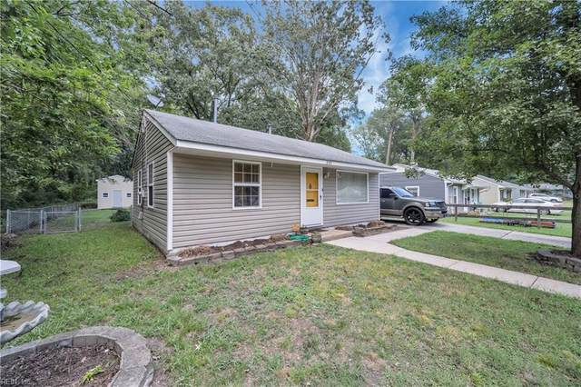 205 Beverly St, Hampton, VA 23669 (#10333663) :: AMW Real Estate