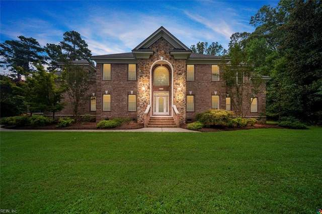 809 Washington Dr, Chesapeake, VA 23322 (#10333925) :: The Kris Weaver Real Estate Team