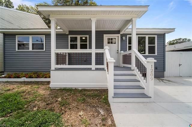 1209 Oak Park Ave, Norfolk, VA 23503 (#10334337) :: AMW Real Estate