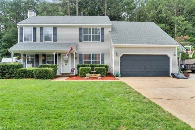 1309 Hillside Ave, Chesapeake, VA 23322 (#10334512) :: Kristie Weaver, REALTOR