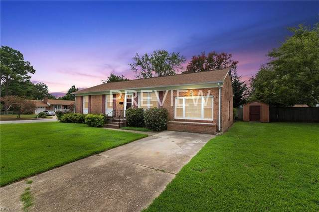 169 Spaulding Dr, Newport News, VA 23602 (#10334530) :: Berkshire Hathaway HomeServices Towne Realty