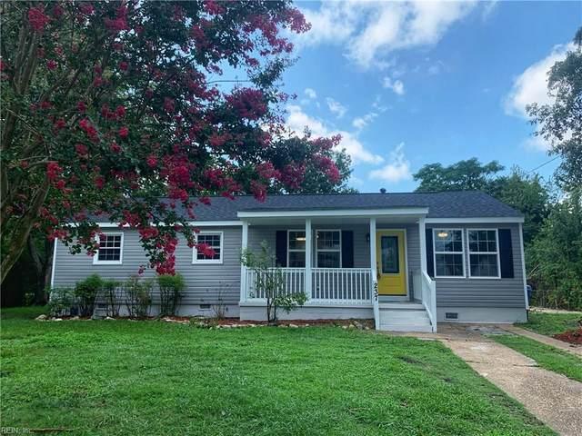 237 Driftwood Rd, Virginia Beach, VA 23452 (#10334808) :: Berkshire Hathaway HomeServices Towne Realty