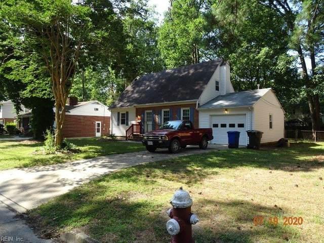 15 Berkeley Pl, Newport News, VA 23608 (#10335079) :: AMW Real Estate